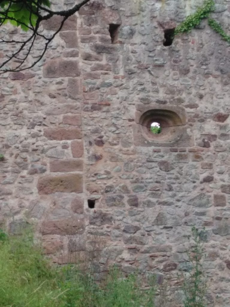 Canon hole? Haut Ribeaupierre