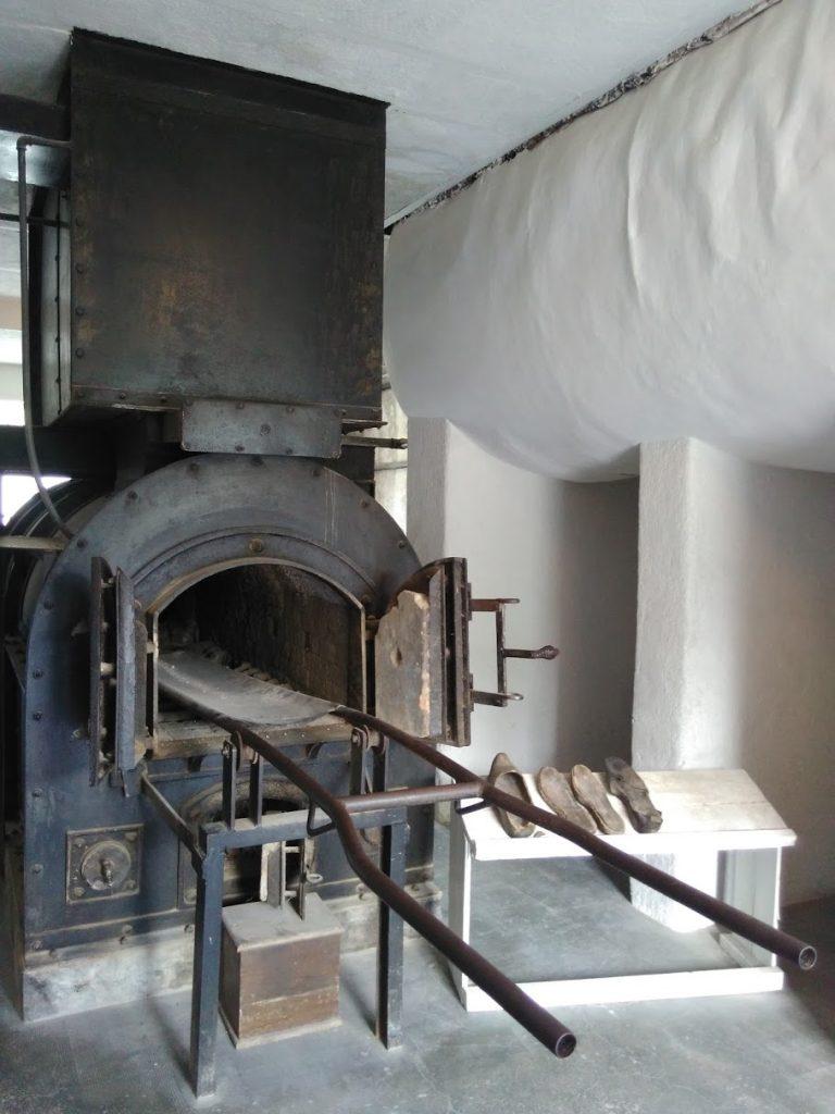 Crematorium Natzweiler - Struthof