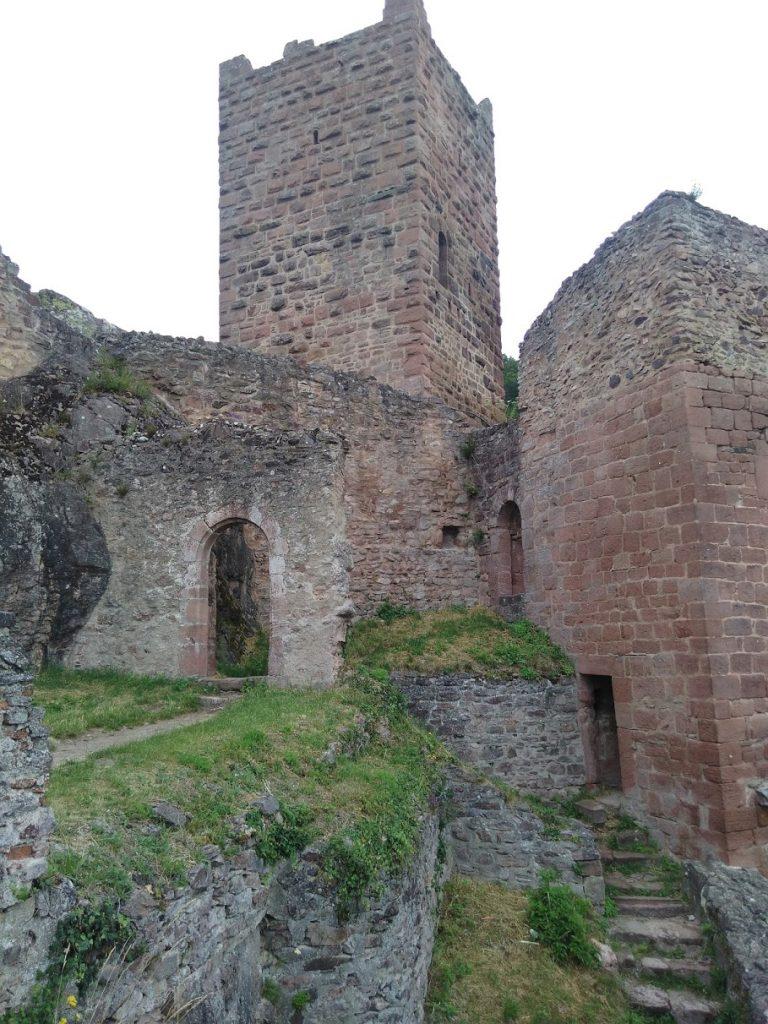 Tower, Haut Ribeaupierre