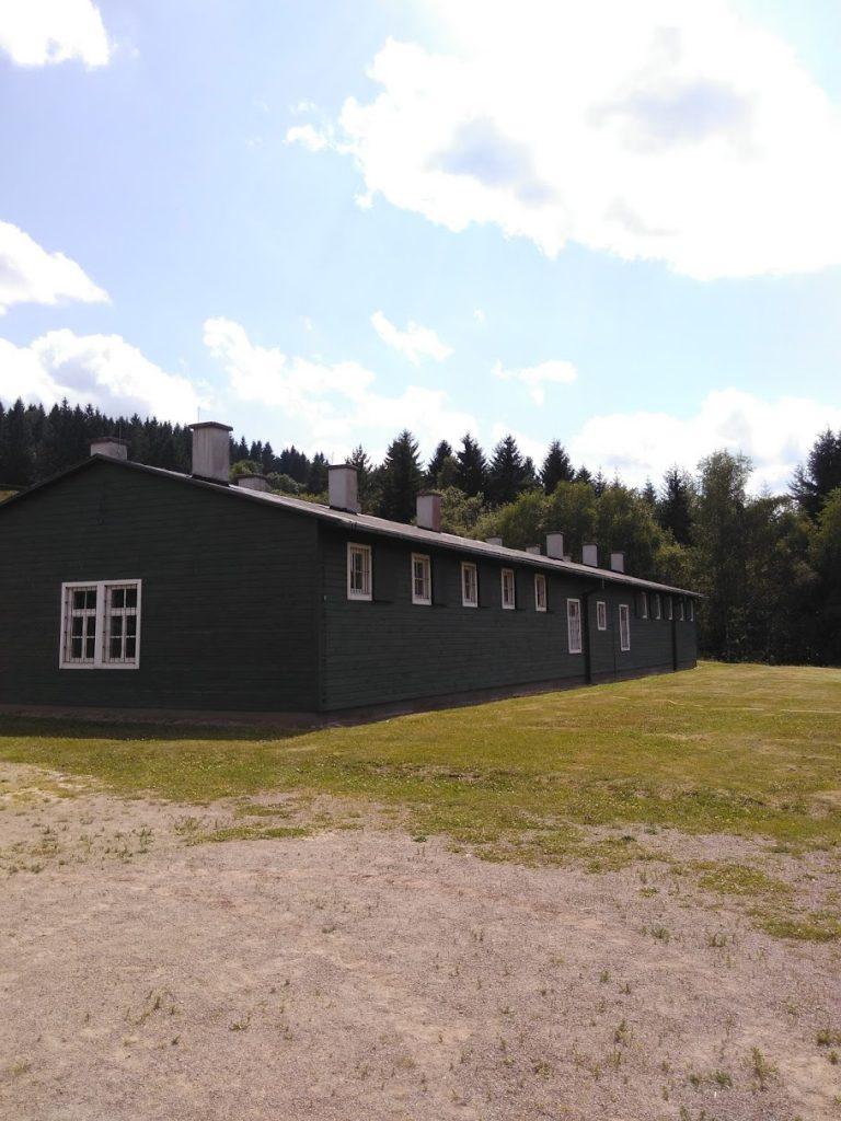 Cell block, Natzweiler-Struthof