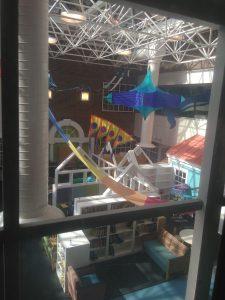 Children's Atrium, MUSC Children's Hospital